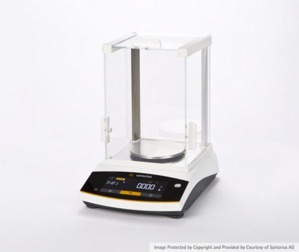 Laboratorní váhy Entris II Essential 1 mg